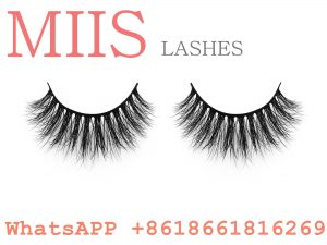 real mink fur eyelash