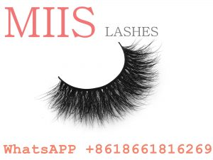 mink fur eyelash manufacturer