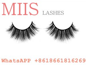 best natural mink fu silk fur eyelashes.